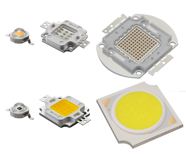 LED Chip image from VANQ LED