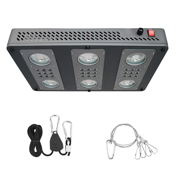 GLIC650D - 650W 650W Spectrum-programmable COB LED Grow Light image 1